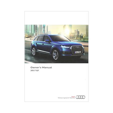 owner manuals audi rh literature audiusa com audi q7 owners manual 2017 audi q7 service manual
